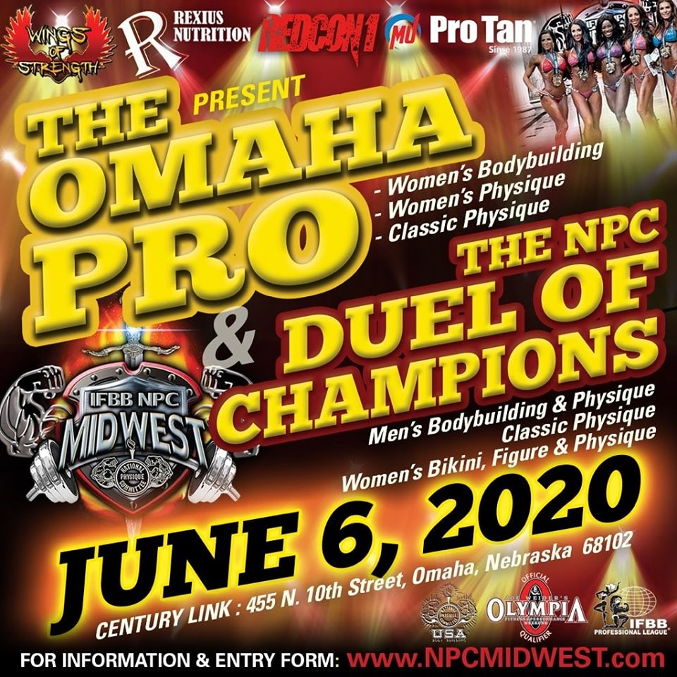 2020 Wings of Strength Omaha Pro
