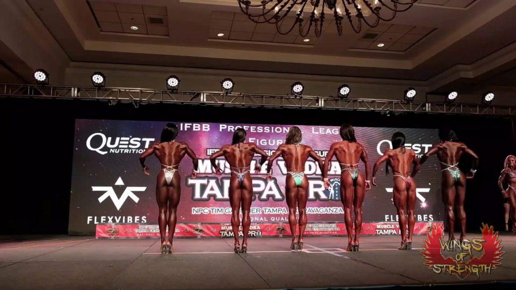 Figure Finals Comparisons & Awards Part 1