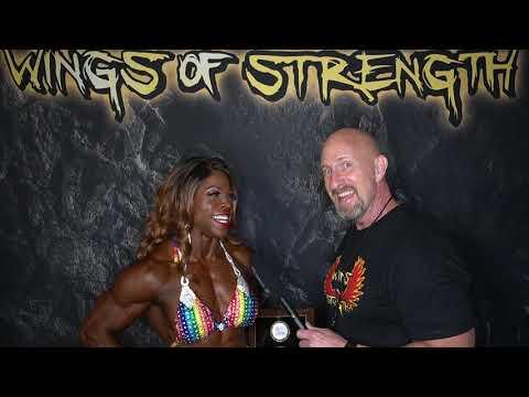 Women's Bodybuilding Winner - Mayla Ash